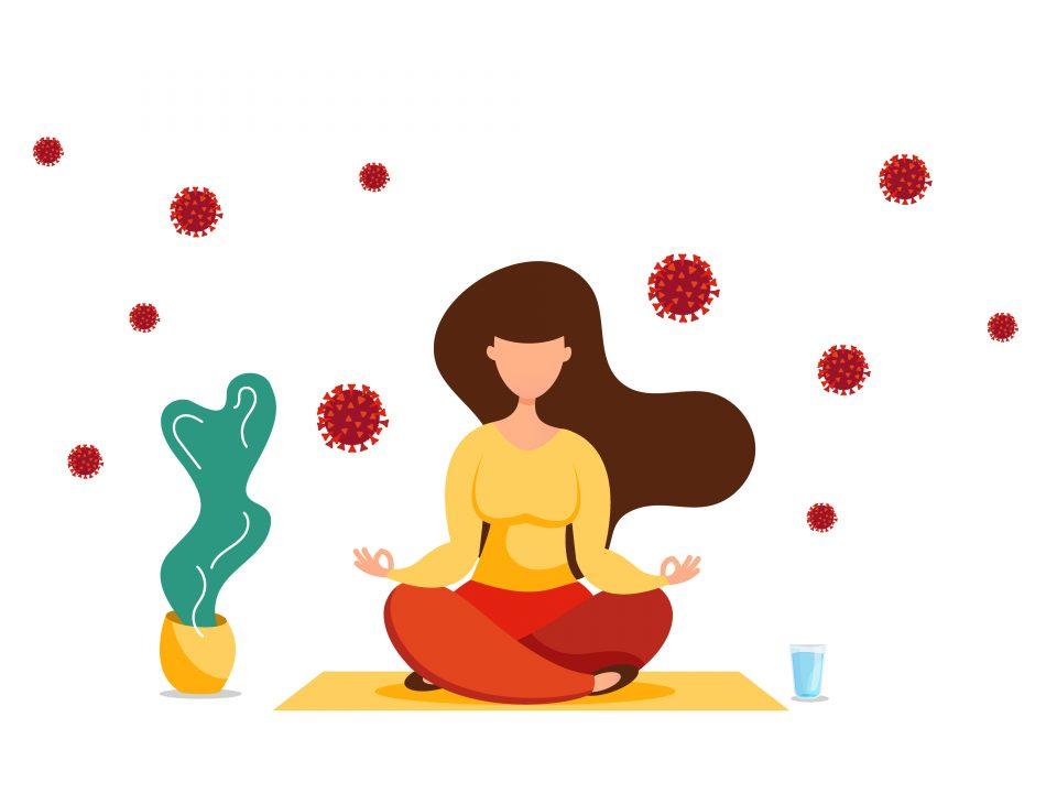 meditazione - covid